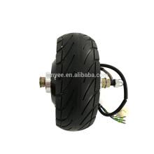 """High Torque Low Speed 9"""" Gear Hub Motor For Indoor Robert Design"""