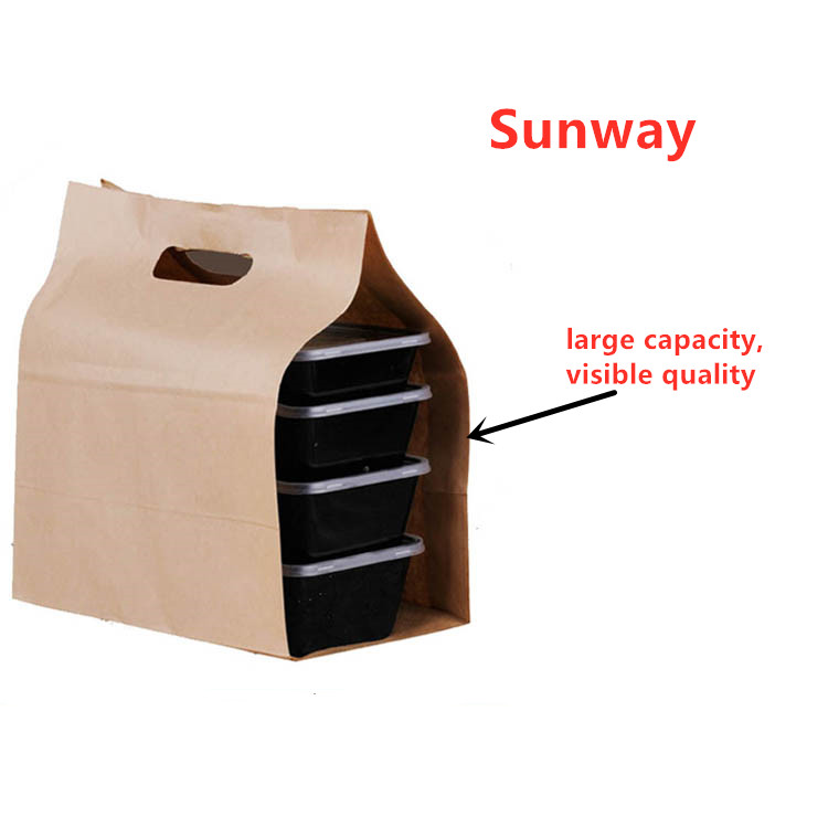 Large grocery paper bags
