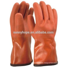 Handschuh Anti-Temperatur -50 Celsius Winter PVC beschichteten Handschuh