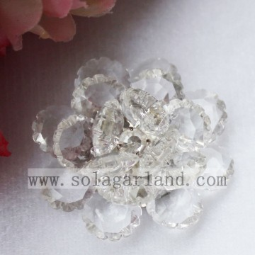 Hot Sale 41MM Acrylic Crystal Artificial Bead Flowers Wholesale