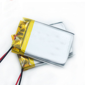 Lipo Battery 3.7V 400mah Lithium Polymer Battery