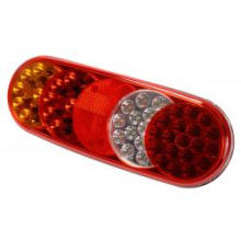 Lâmpada traseira profissional de plástico de alta precisão Molde de plástico para peças automotivas