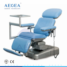 AG-XD107 usage général élection pliant hôpital fauteuil de dialyse médicale