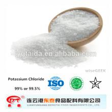 KCL Калий хлорид пищевой Сорт --- пища дрожжей, заменители соли, пищевая добавка - производитель,