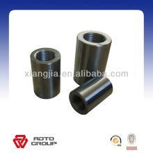 rebar coupler,straight screw rebar coupler,steel bar coupling