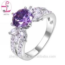 anéis de noivado turcos de alta margem comprar anel de ametista por atacado de jóias