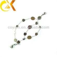 Cute chain link charm bracelets for girls