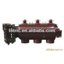 SF6-Gas laden Pause Schalter