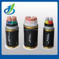 Câble de puissance isolé de haute qualité de PVC de 0.6 / 1kv Cu / Al, usine directement Ventes