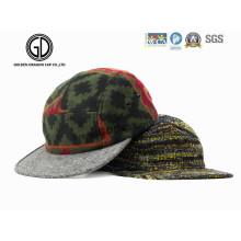 Chapeau de camper de Snapback coloré chaud chaud de chapeau de ventes 2015