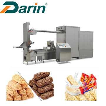 Chocolate Flavor Oatmeal Chocolate Bar Making Machine