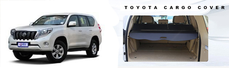 Cargo Cover for Prado