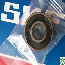 6201-2rsh SKF Brand Ball Bearing con junta de goma negra