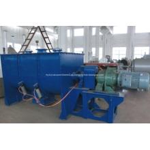 Mezclador de polvo de pigmento horizontal de alta velocidad