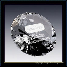 Beautiful Crystal Diamond Paperweights for Gift