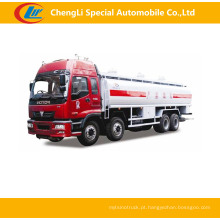 Caminhão líquido químico de Foton 8 * 4 para a venda