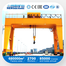 Équipement de levage de Chine Grue à portique à double poutre
