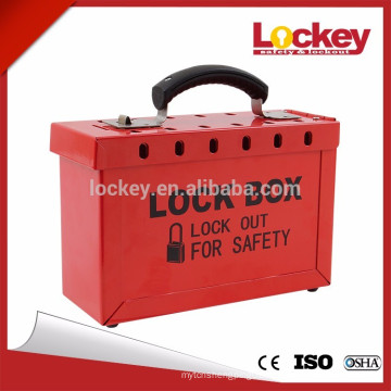 Group Safety Lockout Box