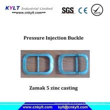 Cabeça de fivela de injeção de pressão de liga de zinco