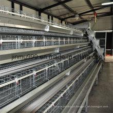 Gaiola de galinha da máquina do equipamento de exploração agrícola de aves domésticas