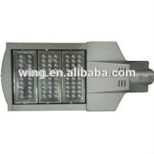 customized anodized aluminium radiator for Led street lamp