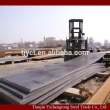 SA516 Placa de aço de caldeira e vaso de pressão