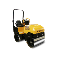 Yanmar motor completo hidráulico doble carro rodillo