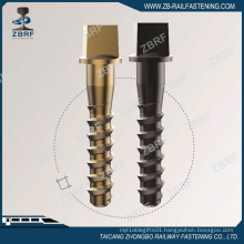 """15/16X6"""" AREMA Normal Strength Spike for North America"""