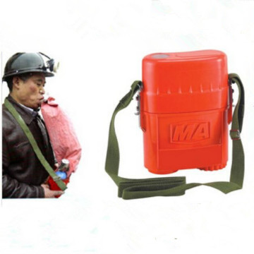 Auto-sauveteur à oxygène comprimé isolé ZYX30