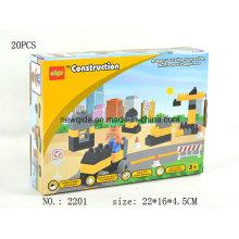 Günstigen Preis Engineering Blocks Spielzeug für Vorschulkinder
