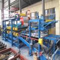 FX Sandwich Dampfer Herstellung Maschine