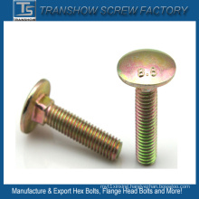 DIN603 Round Head Square Neck Carriage Bolts