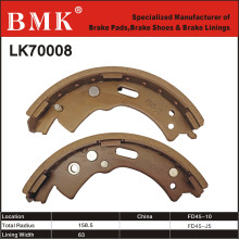 Gabelstapler-Bremsschuhe in Premium-Qualität (LK70008)