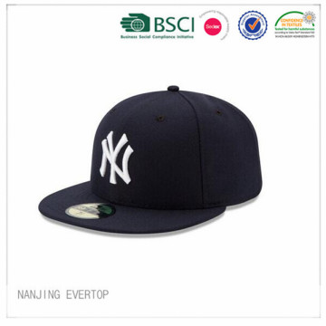 Flexfit NY 3D Embroidery Flat Bill Cap