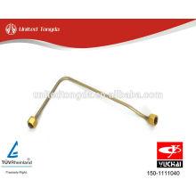 Yuchai Engine YC6G fuel injection pump oil pipe 150-1111040