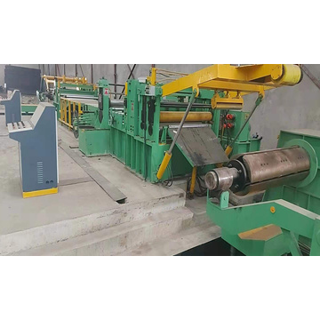 Precision Fast Steel Coil Splitting Machine
