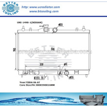 Radiator For Nissan Tiida 06 AT OEM:21460-EL000