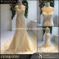 высокое качество бисера украшения русалка свадебное платье реальную картину