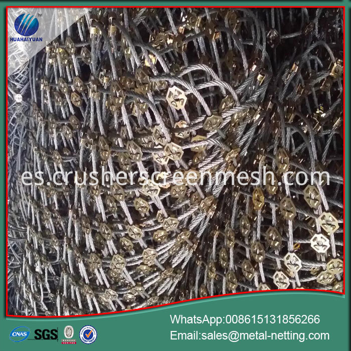 Decorative Wire Rope Netting