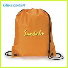 Promotional Factory Price Logo imprimé en nylon personnalisé en forme de sac à dos