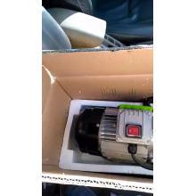 Pompe diesel portable à pompe à engrenages WCB Huile de soja / huile végétale / pompe à huile comestible