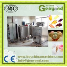 Full Automatic Ice Cream Processing Line