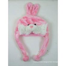 plush and stuffed hat