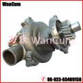 Peças Cummins M11 água bomba 4972853 com motor a Diesel