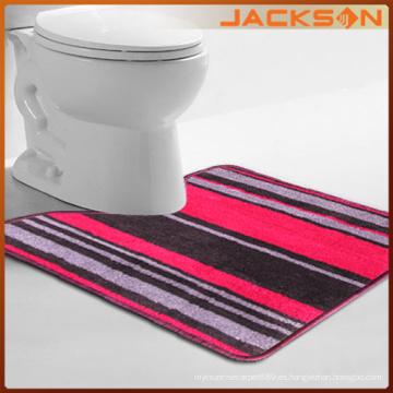 Estera de baño de microfibra