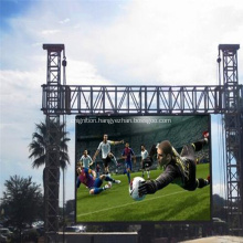LED Screen 3.91 Outdoor Advertising Display