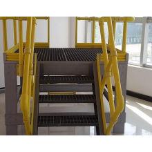 Corrimão FRP / material de construção / escada de fibra de vidro / escada