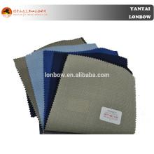 На заказ 100% Мериносовая шерсть синий, светло-синий, темно-синий ткань для мужского костюма и униформы