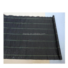 PP woven polypropylene fabric weed mat agriculture ground cover
