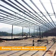 Tianrui design metal industrial chicken coop